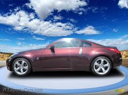 nissan coupe 2006 2006 nissan 350z grand touring coupe in interlagos fire metallic