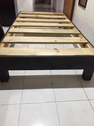 base de madera para cama individual base para cama en quintana roo vivanuncios muebles nuevos y usados