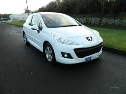 used peugeot 207 2012 for sale motors co uk