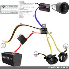 vwvortex diy fog lights mk4 harness wiring diagram