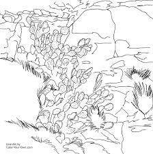 coloring beautiful rock coloring pages uluru ayers