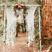 wedding arches branches 33 boho wedding arches altars and backdrops to rock crazyforus