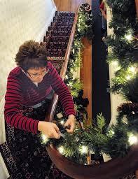 photos blaine house christmas decorations centralmaine com