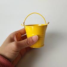online shop 30pcs lot candy colors colorful mini metal buckets