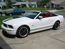 Black Rims For Mustang White Stangs With Black Rims The Mustang Source Ford Mustang
