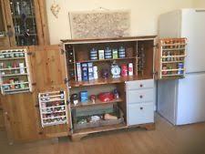 larder cupboards ebay