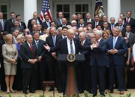 republicans celebrated house u0027s health care passing with beers