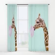 pop art window curtains society6