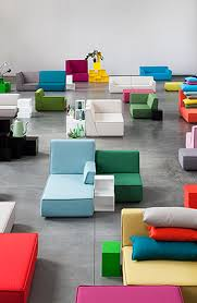 canapé module un canapé modulaire dans un design épuré c est la modernité cubit