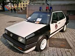 volkswagen hatchback 1990 pamatykite surado pirmąjį lietuvos policijos u201evolkswagen u201c lrytas lt