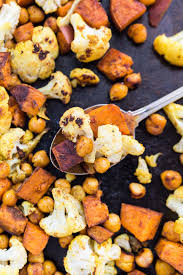 How To Make Roasted Vegetables by Curry Roasted Vegetable Quinoa Bowls Simply Quinoa
