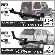 nissan tacoma 04 toyota tacoma class iii trailer hitch receiver rear tow kit