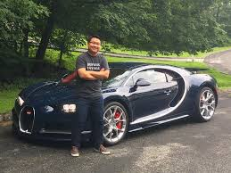 bugatti i drove the new chiron the replacement for the bugatti veyron