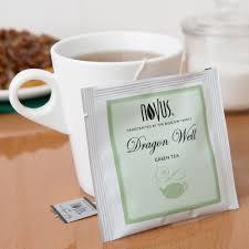 novus dragon well green tea 50 box