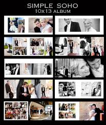 10x13 photo album easy wedding album design software wedding albums