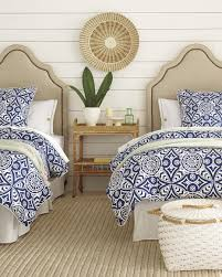 blue and white bedding with sisal rug coastal inspired bedroom blue and white bedding with sisal rug coastal inspired bedroom lake house