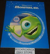 monsters book ebay