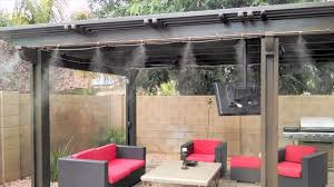 Misters For Patio by Desert Misting Systems
