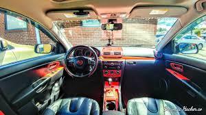 diy how to paint interior trim with plasti dip aka mazda mods