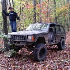 jeep comanche lowered first jeep 95 sport jeep cherokee forum