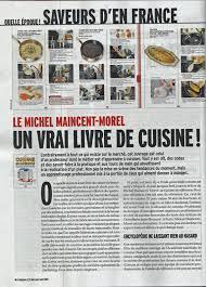 cuisine de reference michel maincent la cuisine de référence le puy griou et les autres