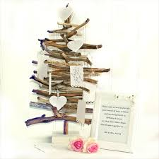Wedding Wishes Tree Driftwood Wedding Wishing Tree With Cards And Frame Fosic