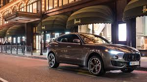 suv maserati interior ermenegildo zegna and maserati levante suv arrives in harrods