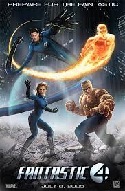fantastic 4 movie poster wobblyone deviantart comics