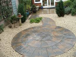 collection paved gardens designs ideas photos free home designs