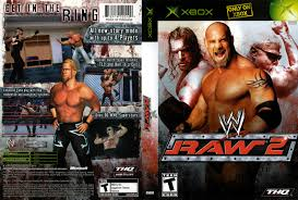 wwe games wwe raw 2 cover download u2022 microsoft xbox covers u2022 the iso zone