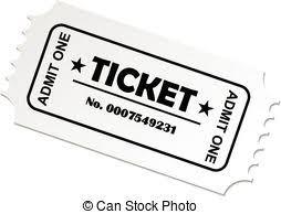 ticket stub stock illustration images 1 286 ticket stub