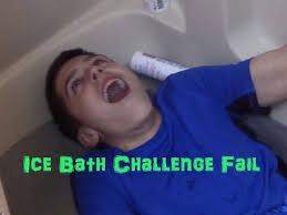 Challenge Fail Bath Bath Challenge Fail