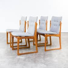 Danish Dining Room Chairs 60s Dining Set 60s Rosewood Dining Chairs For Fristho Set 4