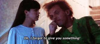 Drop Dead Fred Meme - i just heard rik mayall died today goodbye drop dead fred gif