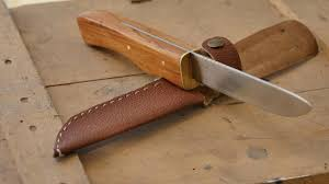 Buck Kitchen Knives by Bushcraft Knife From Old Kitchen Knife Youtube