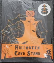 halloween cake stand halloween cupcake stand