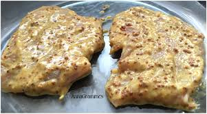 cuisiner blanc de dinde escalopes de dinde miel moutarde annagrammes cuisine familiale