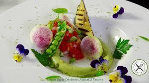 avocat cuisine salade salsa déclinée avocat 2 façons bruno albouze the