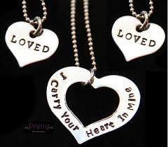 unique mothers jewelry 30 best and child necklace images on
