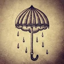 8 nice umbrella tattoo designs
