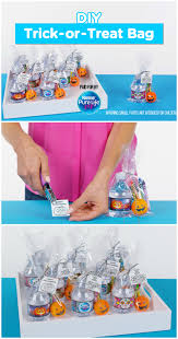 healthy diy trick or treat bags for the pennywisemama