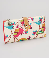 bloom wallet bloom tweety twig travel wallet zulily