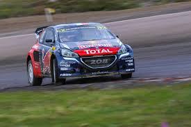 peugeot 101 car world rx 2016 rallycross of sweden gallery federation