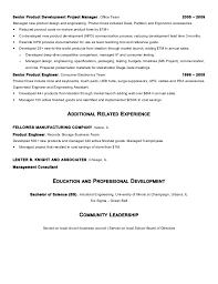 experience resume for production engineer herbst john resume manufacturing engineer 2016