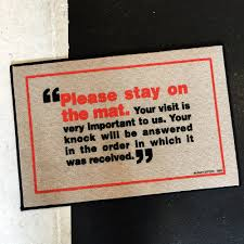 door mat online u0026 buy fabulloso checklist doormat online