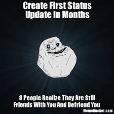 Meme Create Your Own - create first status update in months create your own meme