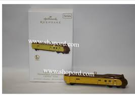 hallmark 2010 union pacific streamliner locomotive lionel trains
