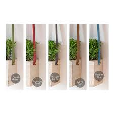 wooden hanging wall pot planters hanging wall planters planters