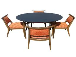 danish dining room set furniture vintage dining chairs new vintage oak dining table and