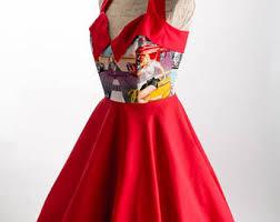pin up dress etsy